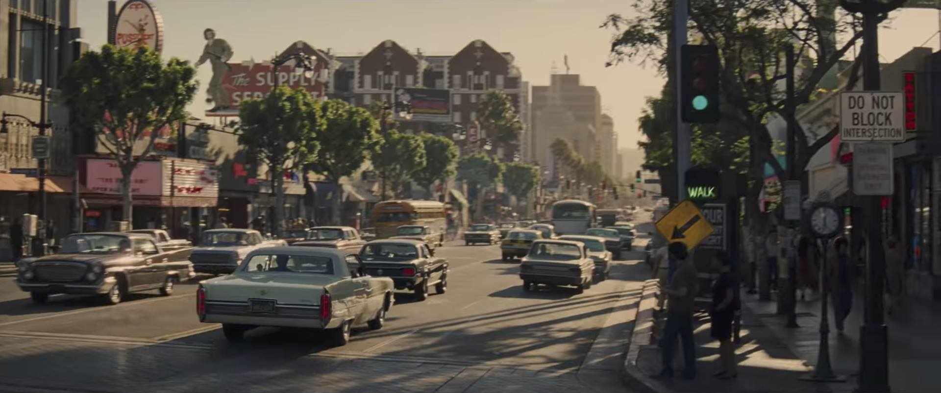 Στιγμιότυπο από την ταινία Once Upon a Time in Holywood