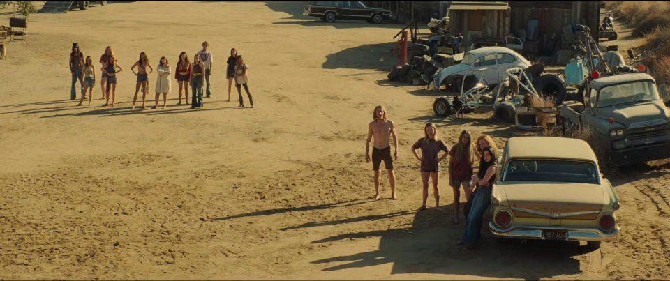 Στιγμιότυπο από την ταινία Once Upon A Time in Hollywood
