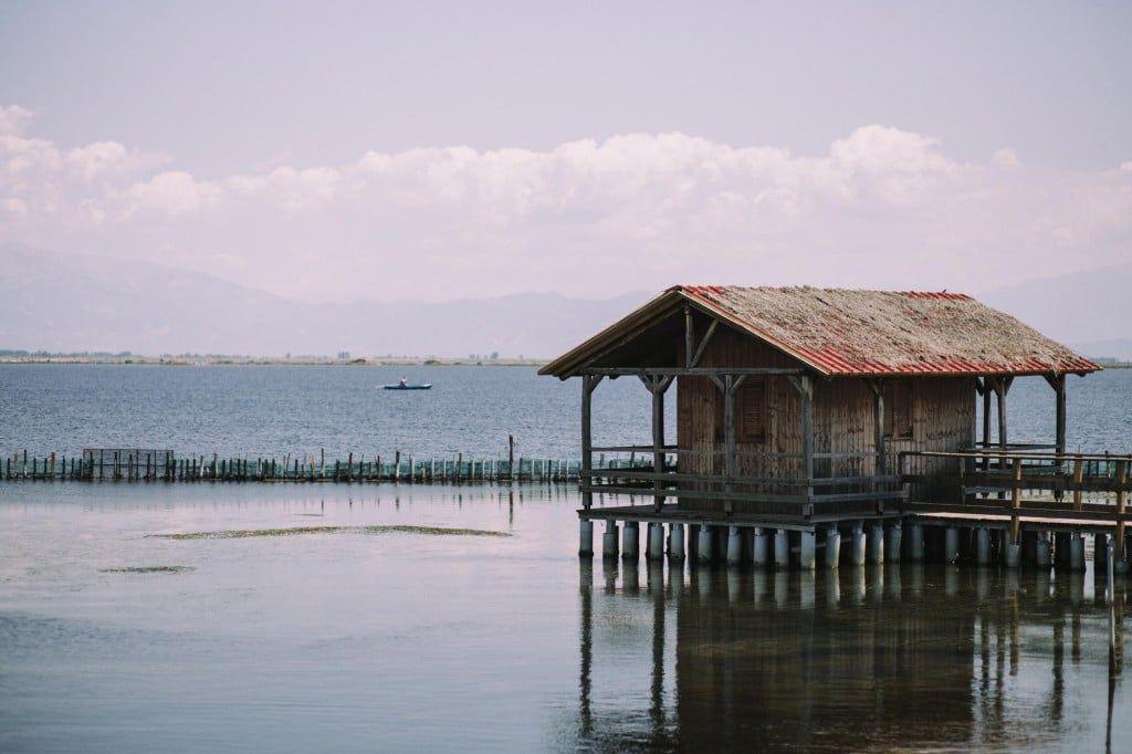 Λιμνοθάλασσα του Μεσολογγίου