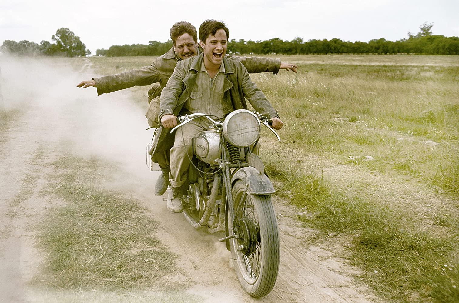 στιγμιότυπο από την ταινία The Motorcycles Diaries