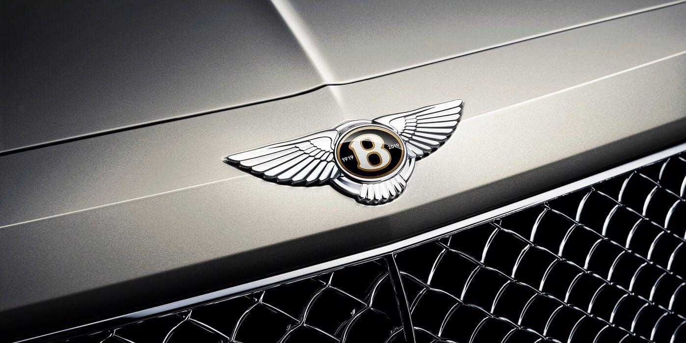λογότυπο της Bentley