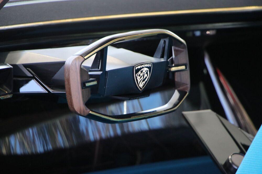 λογότυπο της Peugeot