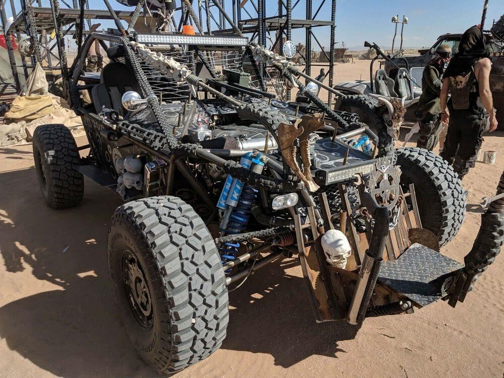 Off-road όχημα από το Wasteland Weekend