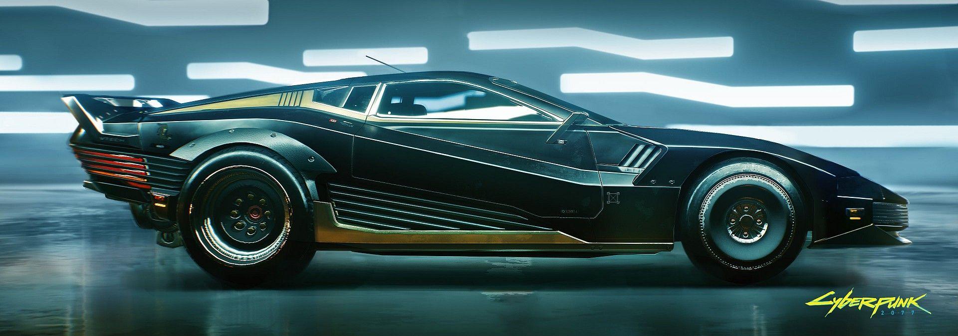 Ένα ακόμα αυτοκίνητο που αγαπήσαμε στο Cyberpunk 2077, το Quadra Turbo-R V-Tech