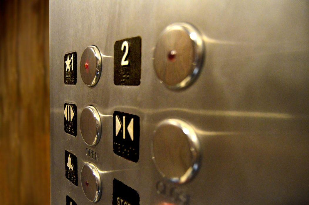 κουμπιά ανελκυστήρα