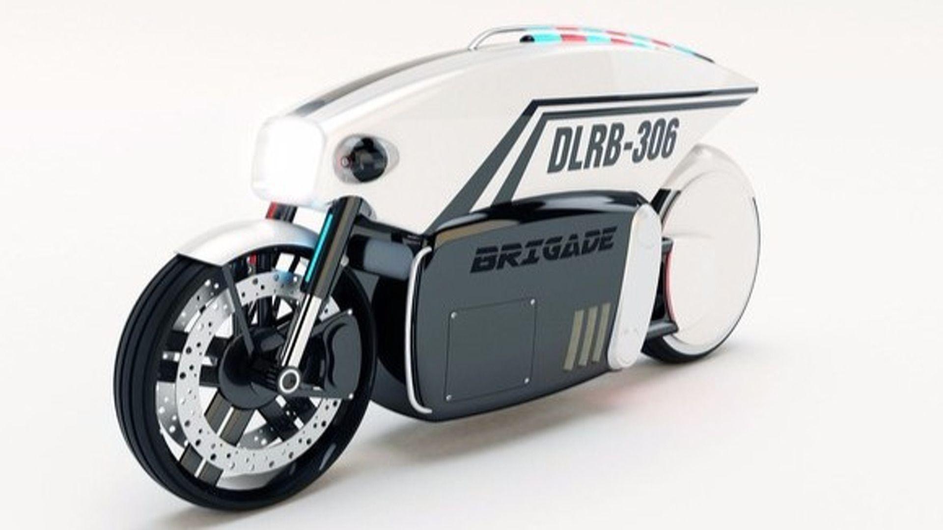 Μια Brigade DLRB-306