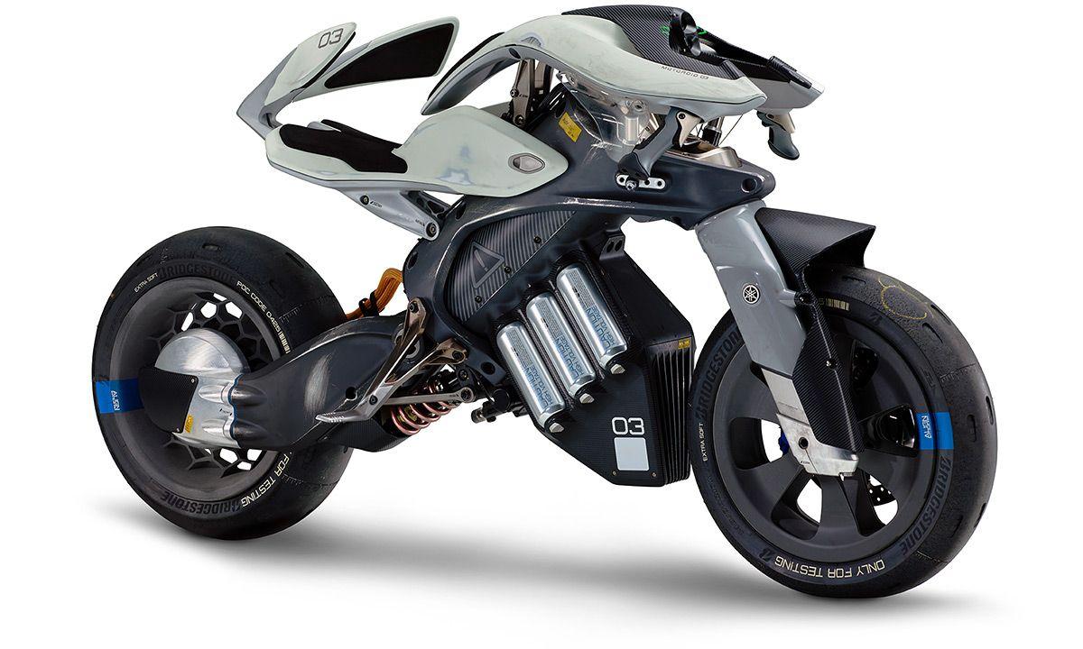 Μια αυτόνομη Yamaha Motoroid