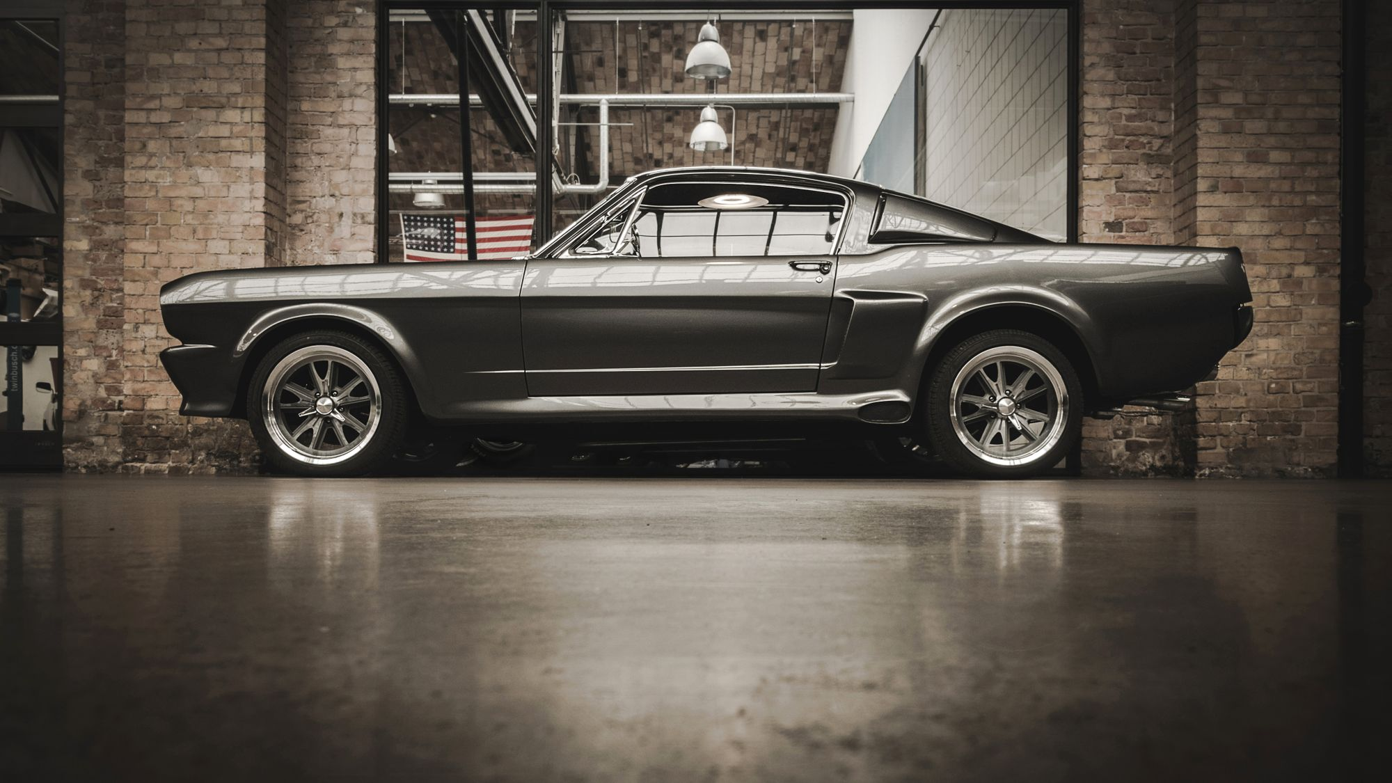 Ford Mustang από videoclip των Doors