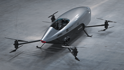 Το Airspeeder MK3, το πρώτο ιπτάμενο ηλεκτρικό αυτοκίνητο