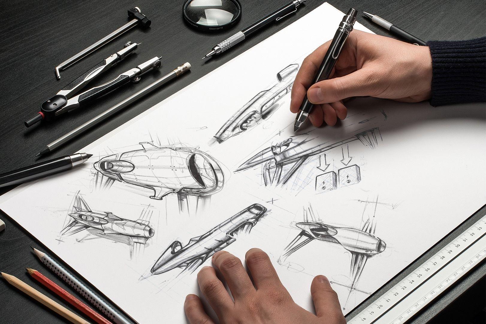 Σχέδια για το μοντέλο Airspeeder, το ηλεκτρικό ιπτάμενο αυτοκίνητο