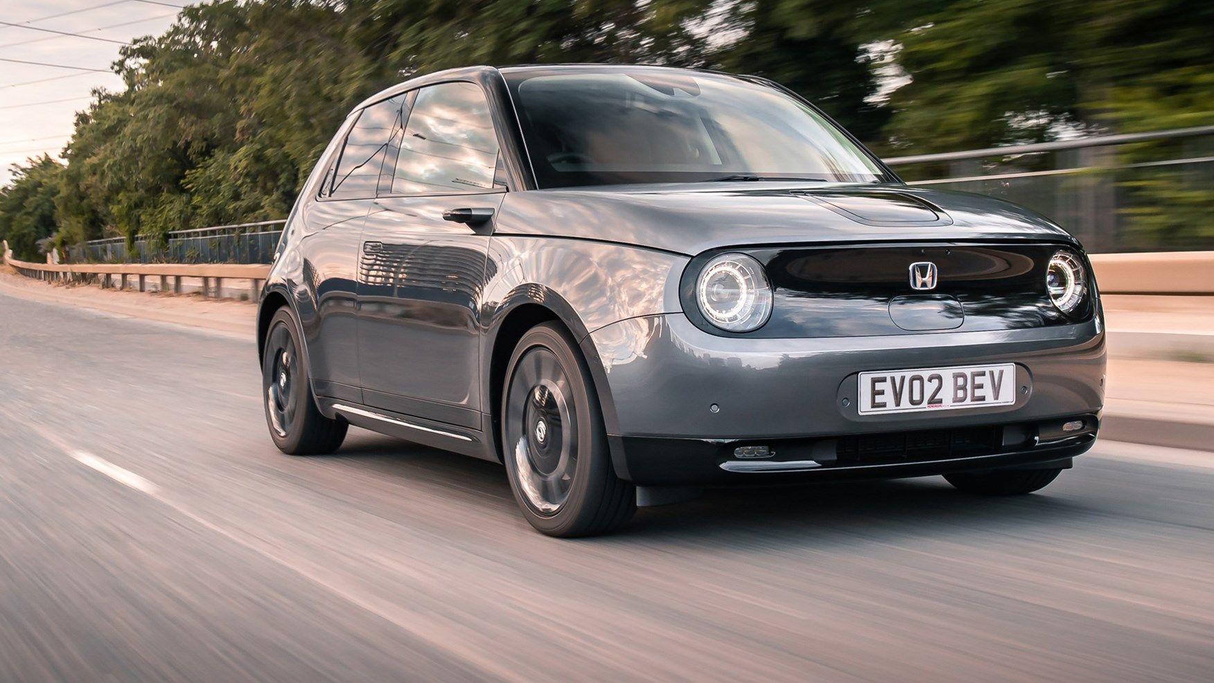 ηλεκτρικό αυτοκίνητο Honda