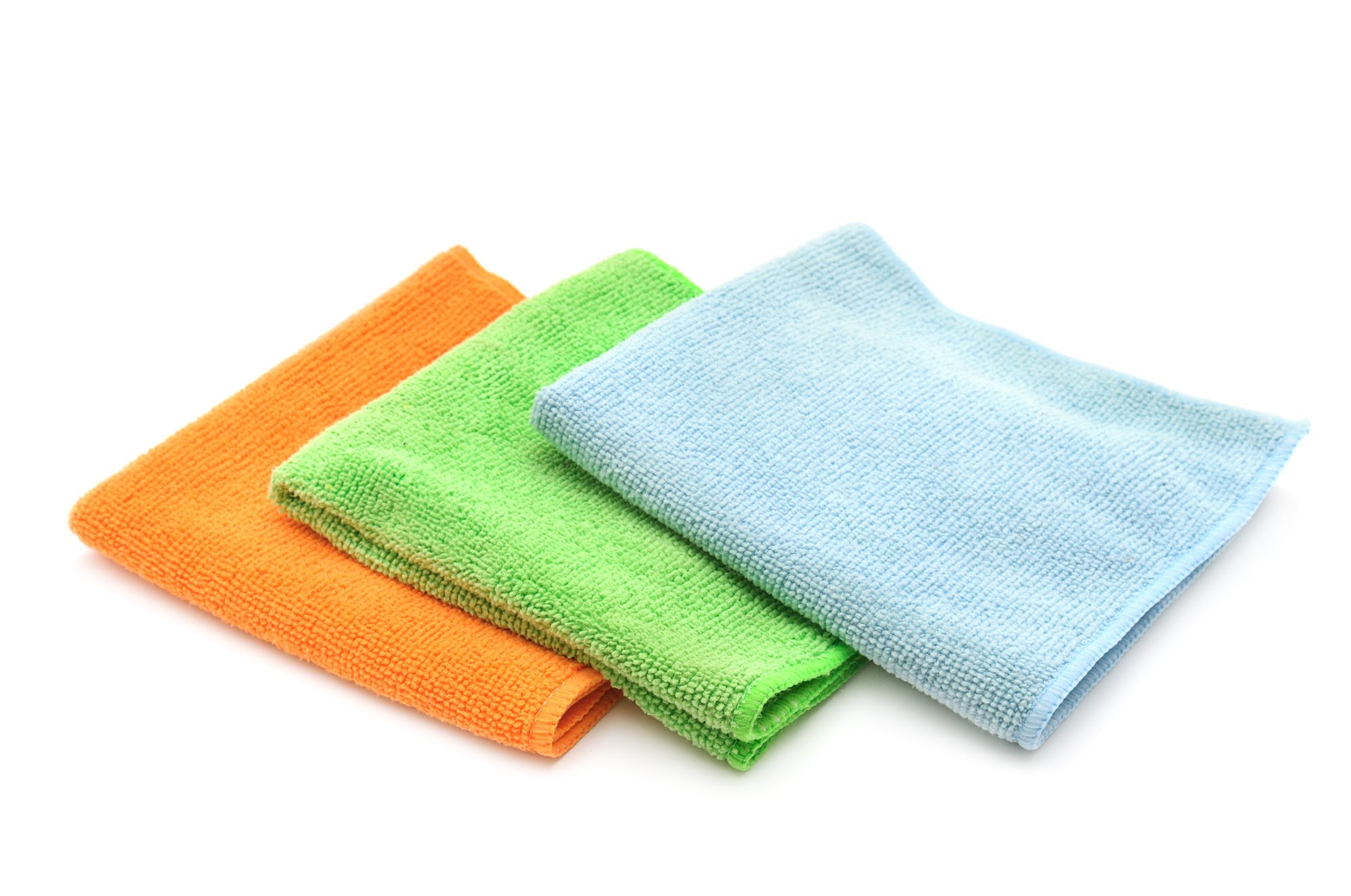 Πανάκια μικροϊνών σε χρώμα πορτοκαλί, πράσινο και μπλε