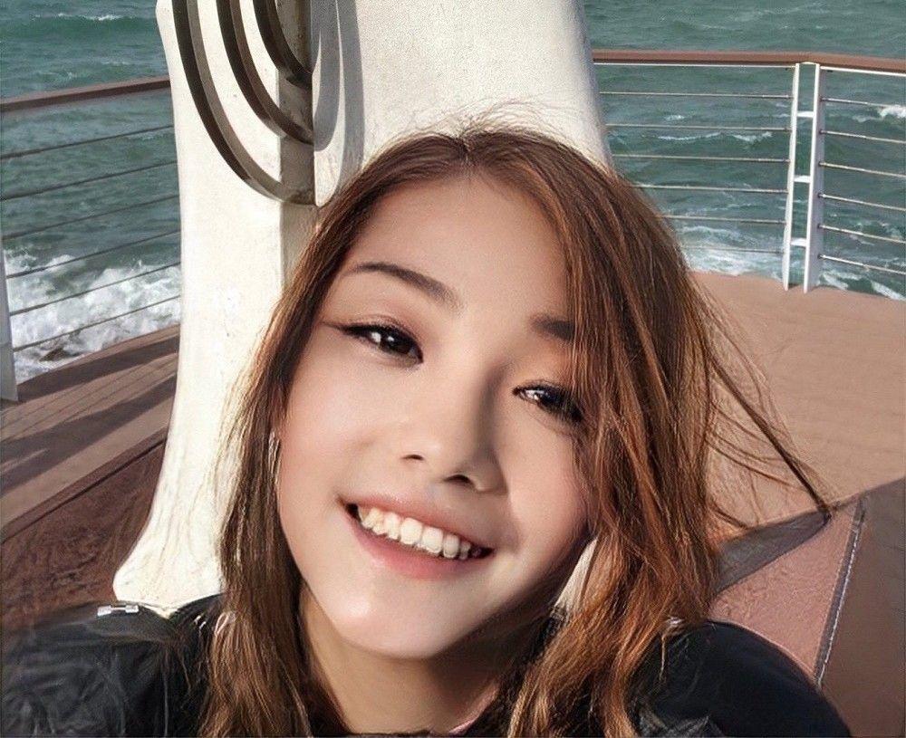 selfie ως Yuki