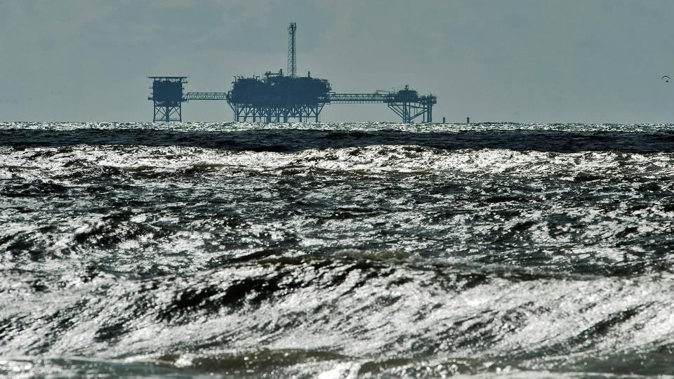 εξέδρα εξόρυξης πετρελαίου