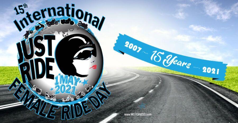 λογότυπο του female ride day