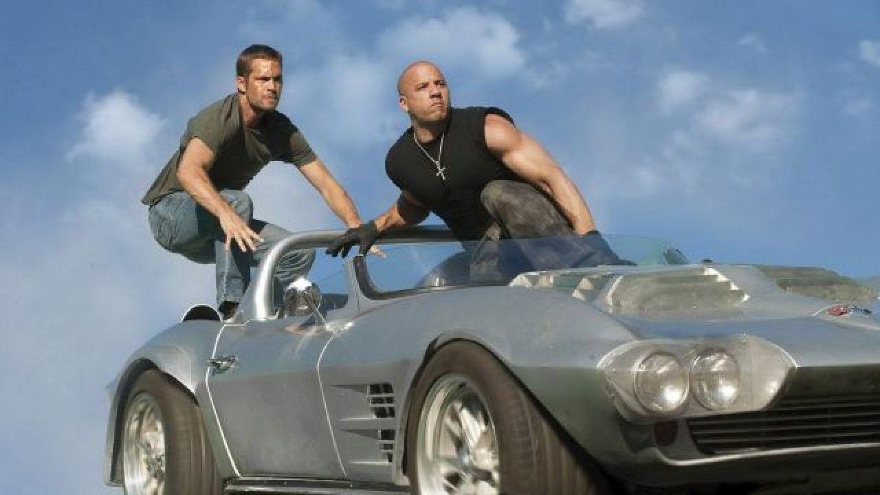 στιγμιότυπο από την ταινία Fast and Furious