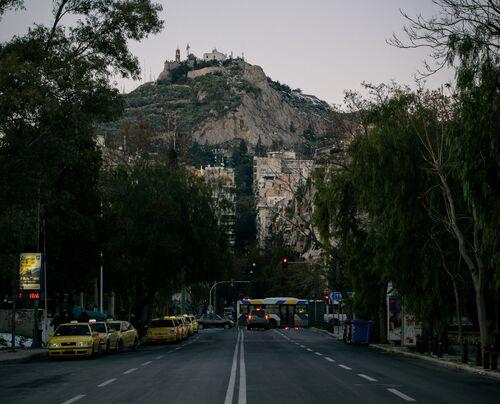 λόφος του Λυκαβηττού