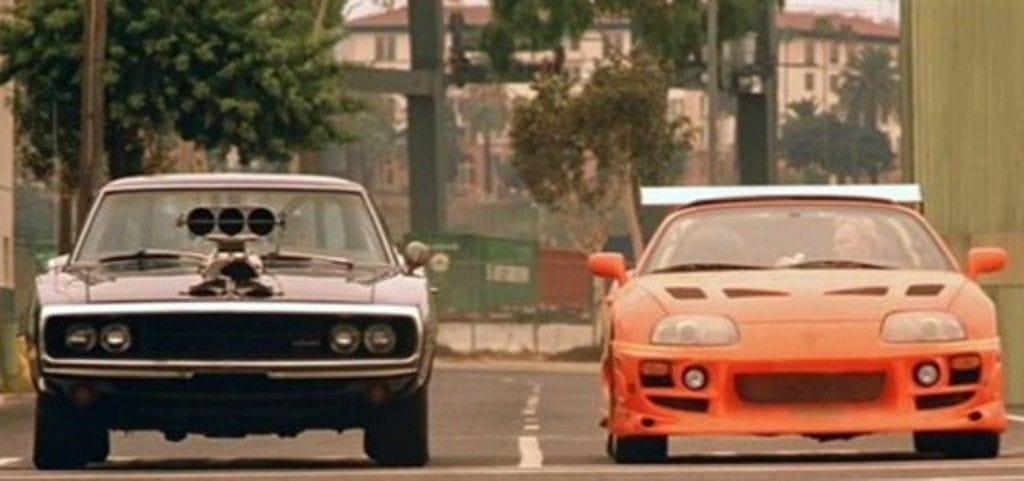 Η Dodge Challenger και το Toyota Supra, πρωταγωνιστές στις ταινίες Fast & Furious