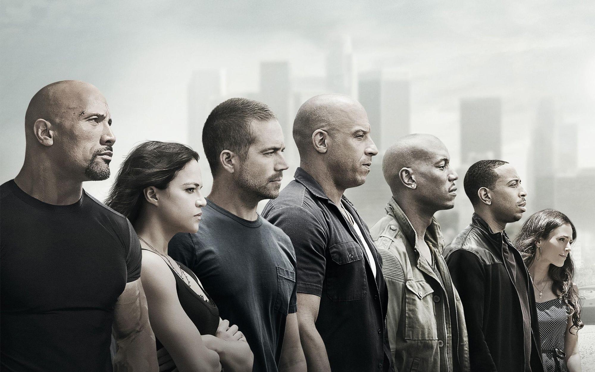 Το team των μαχητών των Fast & Furious