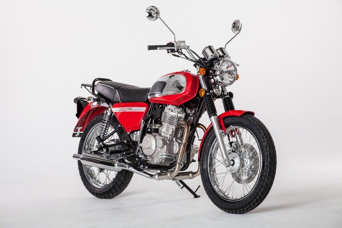 κόκκινη Java 350
