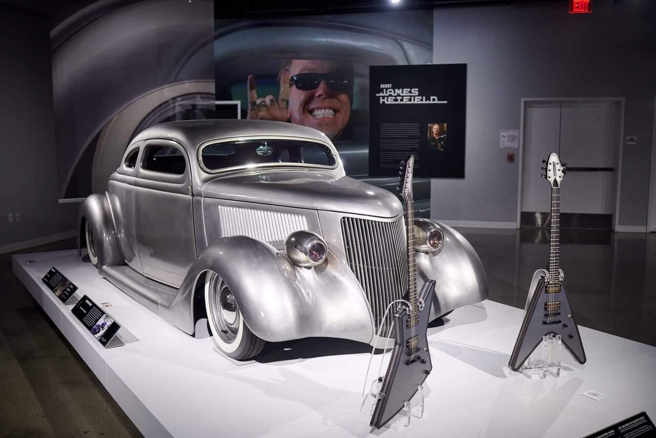 Το Ford Coupe που μεταμόρφωσε ο Hatefield για τη συλλογή του