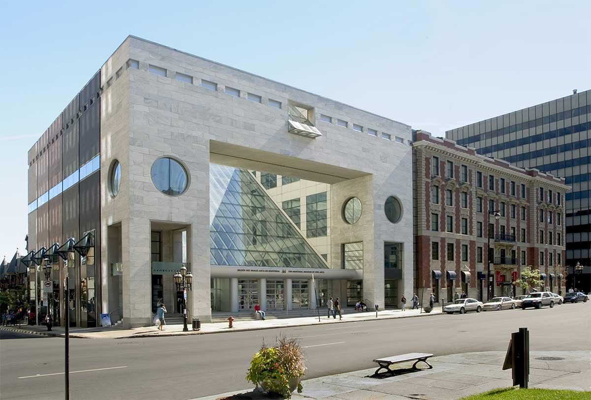 Μουσείο Καλών Τεχνών - Μόντρεαλ
