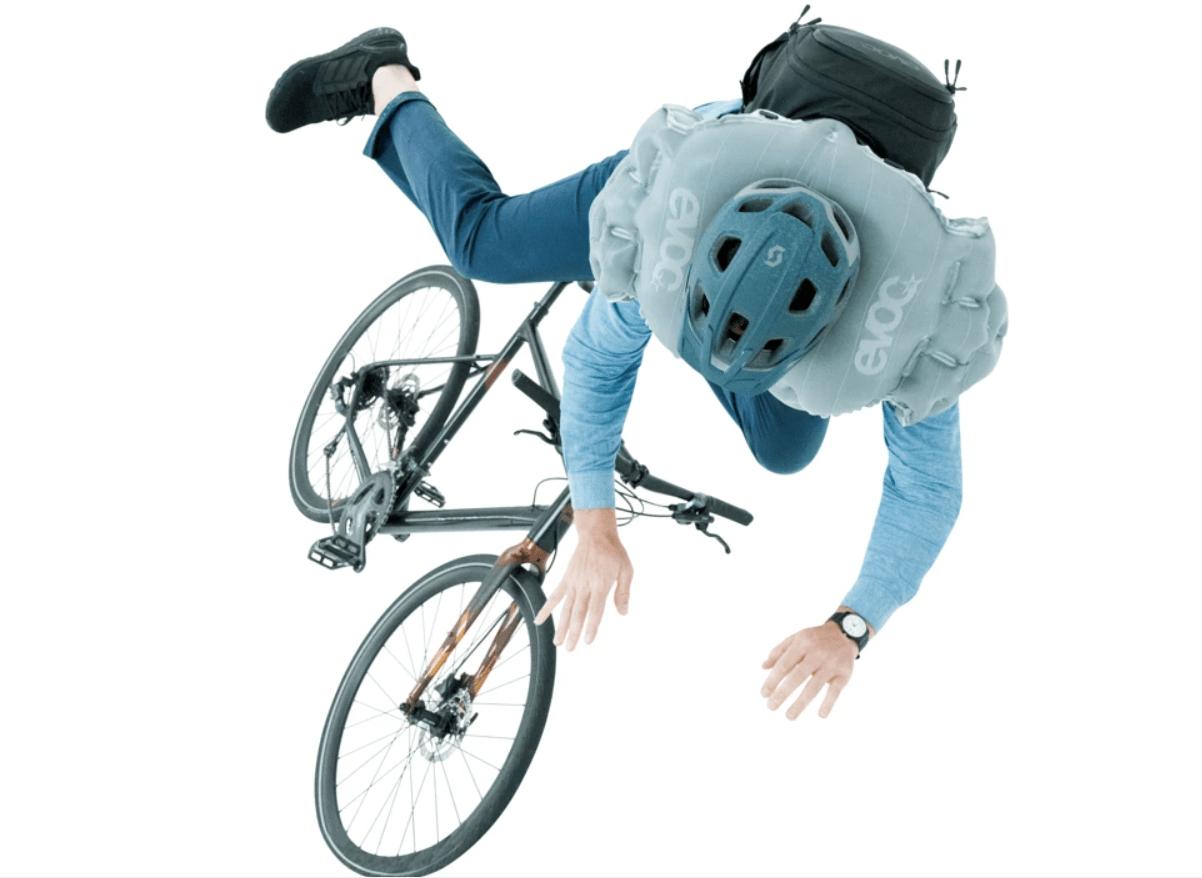 Προσομοίωση ποδηλάτη που πέφτει