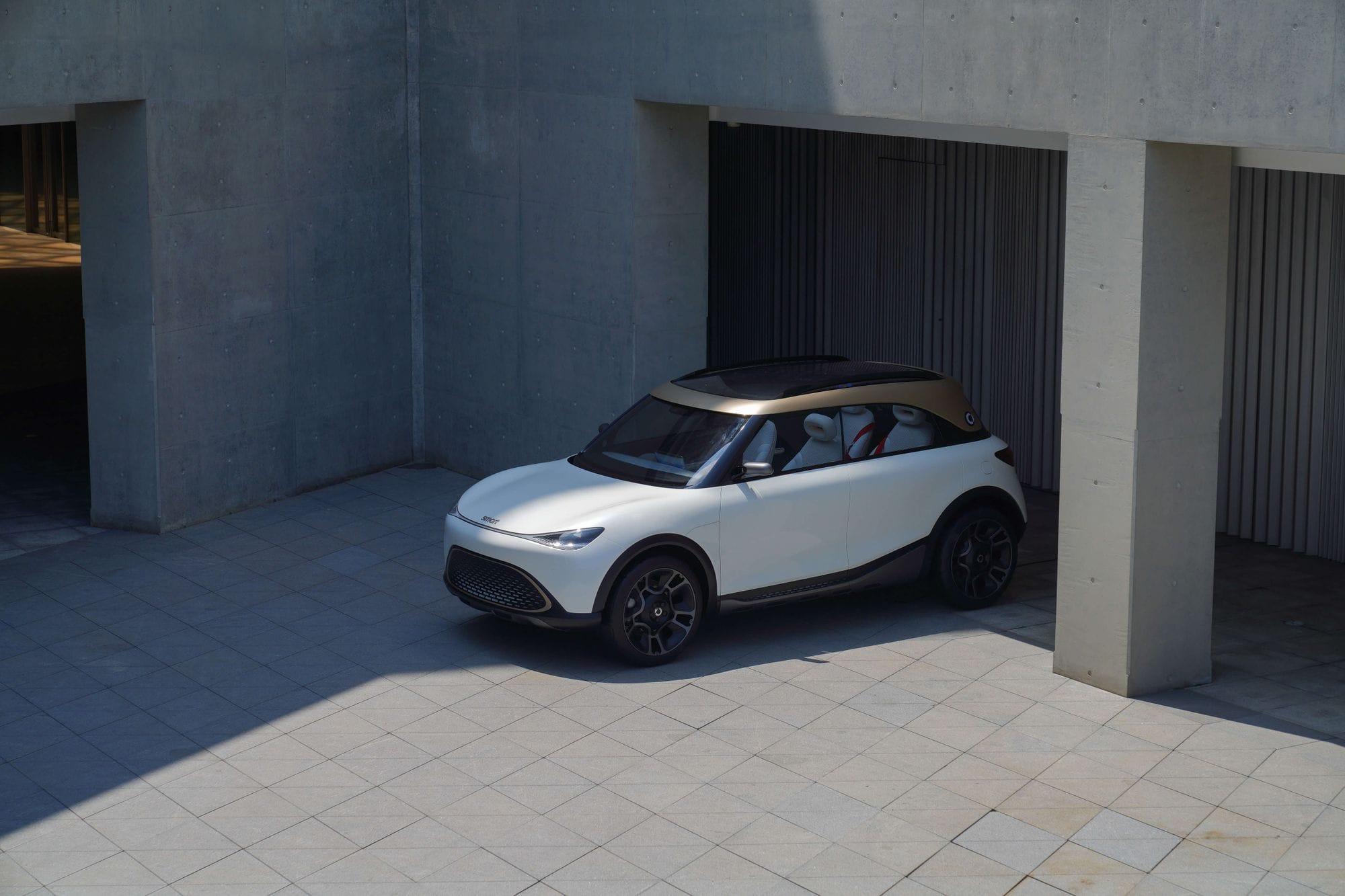 Αυτοκίνητο λευκό